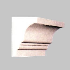 Molduras externas de cimento