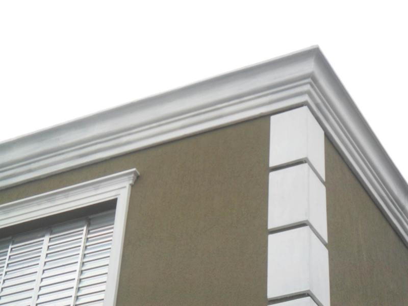 Molduras externas para fachadas minimax decora es - Molduras para fachadas ...